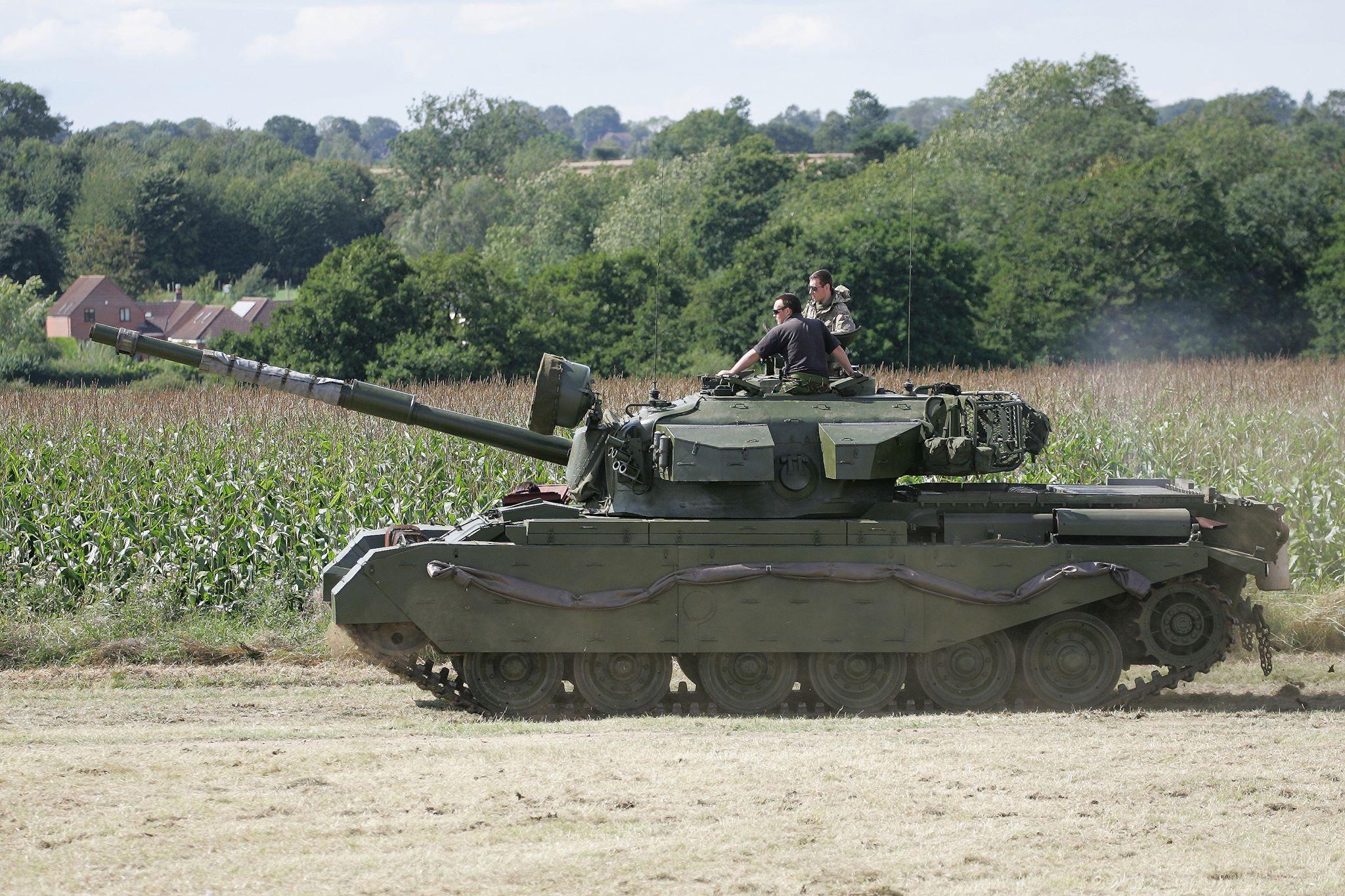 Centurion Mk 13 Fv4017 Norfolk Tank Museum