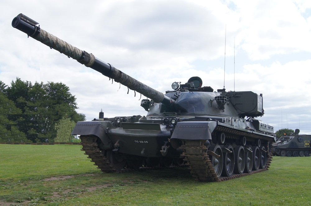 c7d0fe8d579b Chieftain MBT Mk 2 3 FV4201 – Norfolk Tank Museum