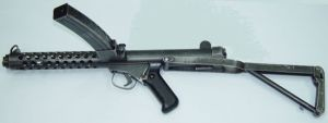 Sterling Machine Pistol