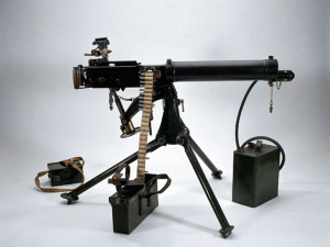 Vickers Medium Machine Gun .303""