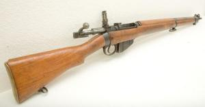 No. 4 Lee Enfield Rifle