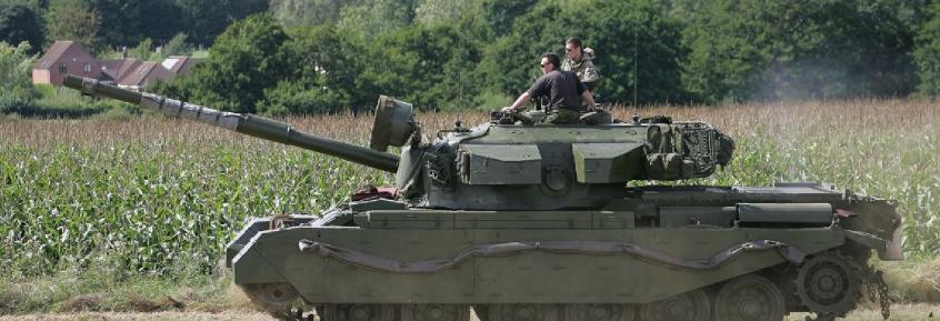 Norfolk Tank Museum